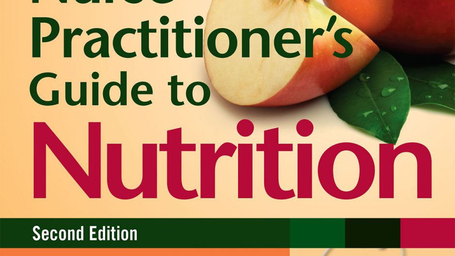 Book cover, Nurse Practitioner's Guide to Nutrition